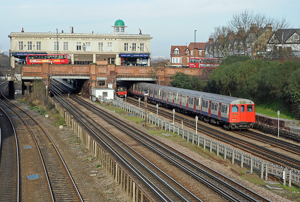 London Underground's A60/62 stock - the final years