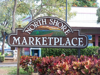 North Shore Market Place -  Hale'iwa - March 2005