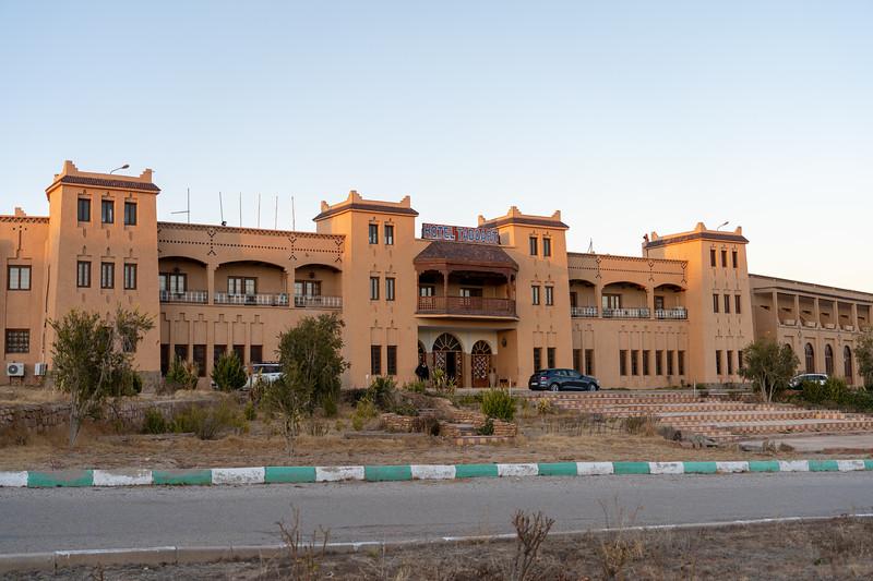 Hotel Taddart in Midelt, Morocco