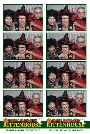 Rittenhouse Senior Living - Portage Halloween Party 2015