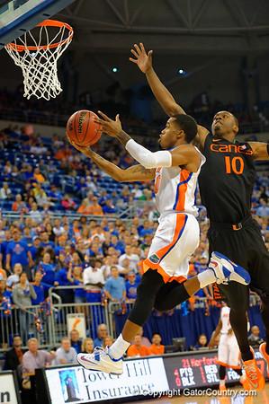 Gators vs Miami mens basketball quick gallery  11-17-14