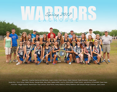 2012_Spring WarriorTeam
