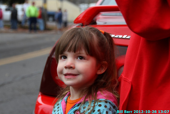 Halloween Parade Freeland 2012