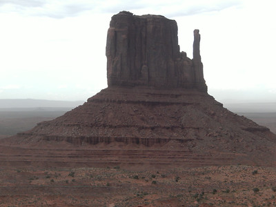 Monument Valley, 8/18/2014