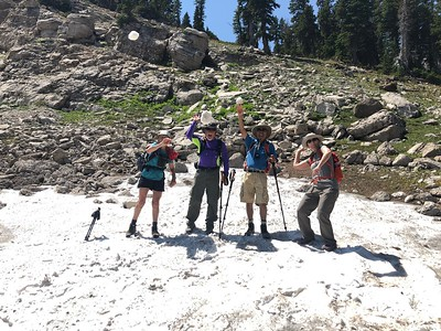 Hiking in Grand Teton and Yellowstone National Parks