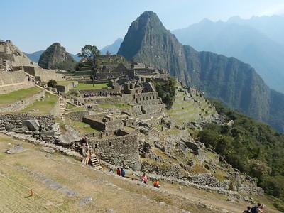 Мачу-Пикчу. Перу