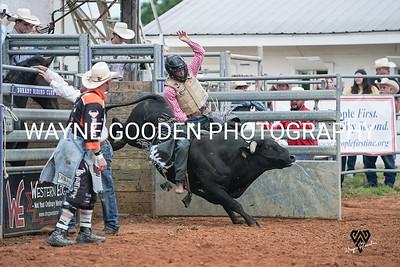Chris Bechtold Bull Riding