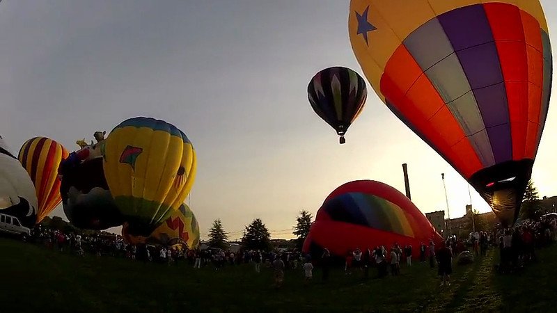 2012 Balloon Festival Friday AM launch.m4v