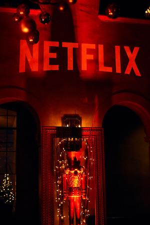 Netflix Post Holiday Party (Roaming Photographer)