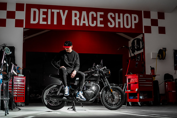 Eric Davies - DEITY Race Shop