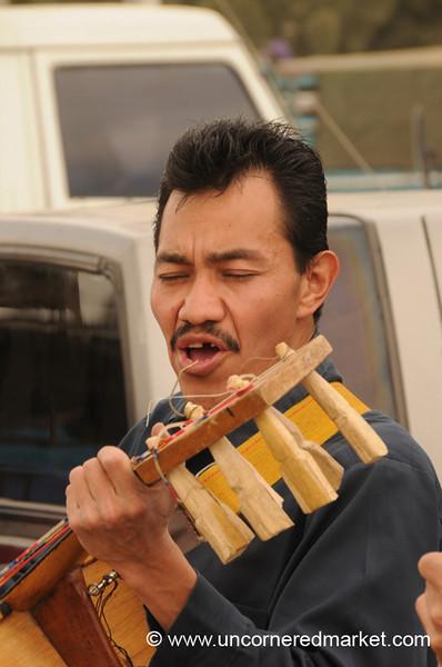 Guatemalan Singer - Antigua, Guatemala
