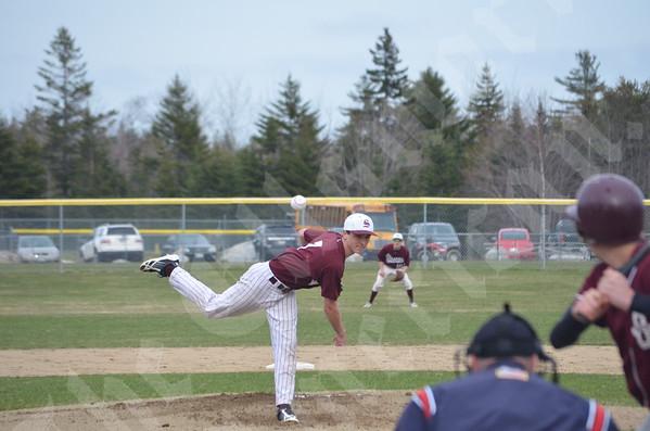 Baseball; Orono vs GSA; 4/30