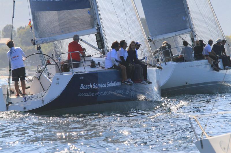 BOSCH Bosch Service Solutions Innovative. International, Inspiring. Over Sailway