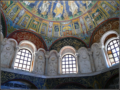 Ravenna: Baptistery of Neon and Mausoleum of Galla Placidia