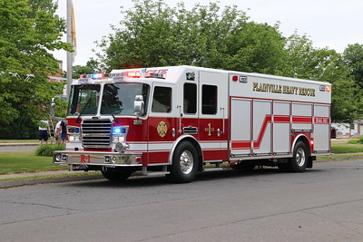 Roof Rescue - 19 South Canal St, Plainville, CT - 6/13/18