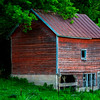 Vernon County, Wisconsin Vintage Shed