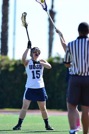 UCSD vs NAU, 2-16-14