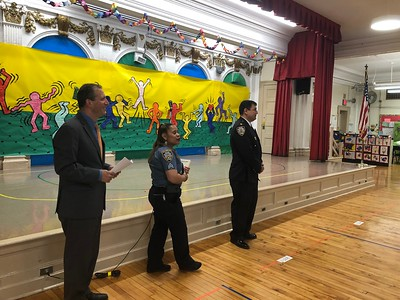 2019 72nd Precinct Crossing Guard Appreciation day