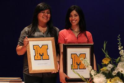 Senior Awards (June 2010)