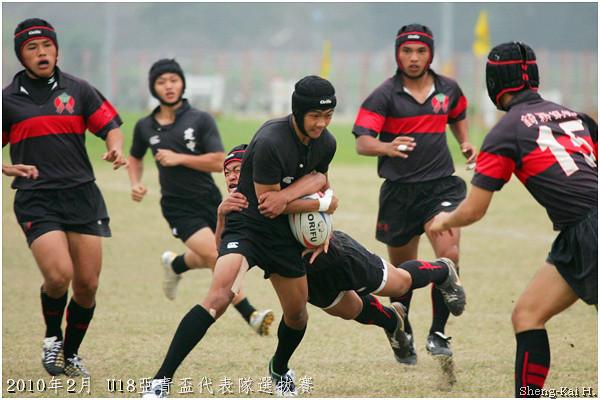 2010 U18亞青選拔-預賽-建國中學 VS 六信中學(CKHS vs LHVS)