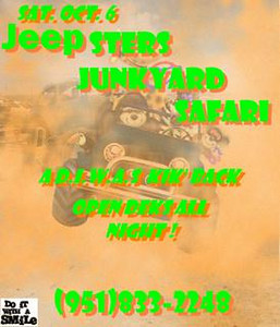 Jeepsters Junkyard