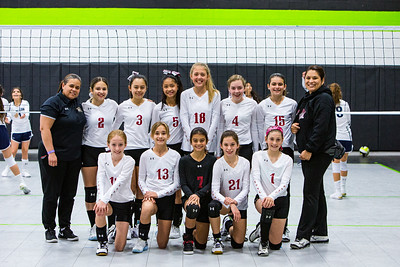 5 Stars Volleyball - 12U - 2019