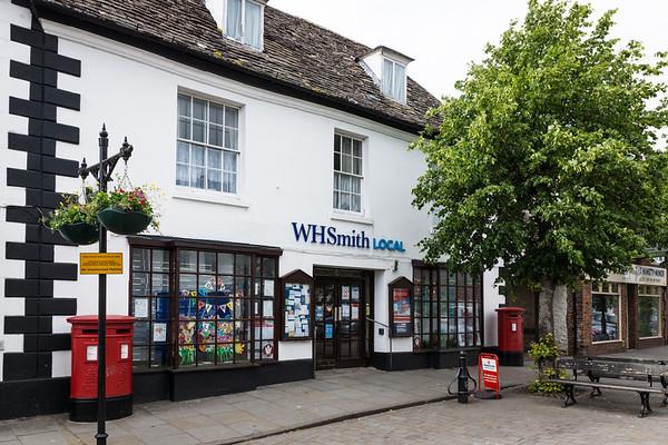 Wootton Bassett Post Office
