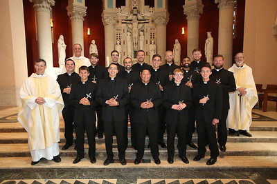 2017 First Vows -  Mass - Midwest Jesuits