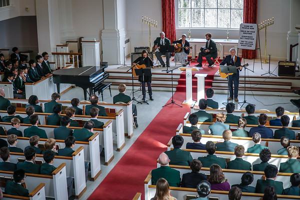 A Special Chapel Service