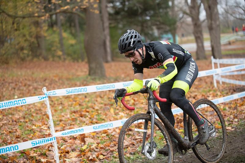 Alex Lefebvre (ON) The Peterborough Cycling Club - 14th place Elite Men
