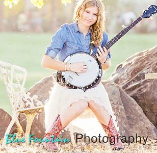 Emily F Senior Portrits