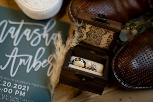 Natasha + Amber | Wisconsin Wedding Photography | Fete of Wales