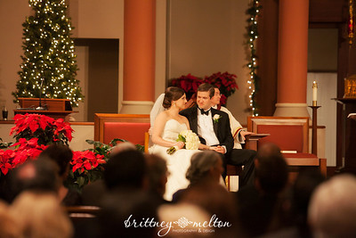 Brittany & Brendan: Wedding