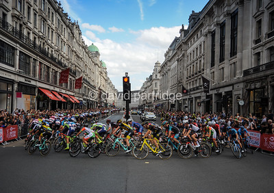 OVO Tour of Britain 2018 - Stage 8 London