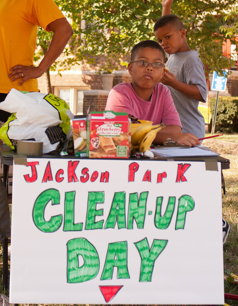 JP Clean Up Day 2011