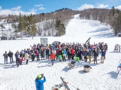 Pico Ski Day