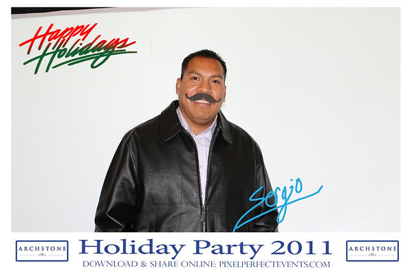 2011-12-02 Archstone Holiday Party