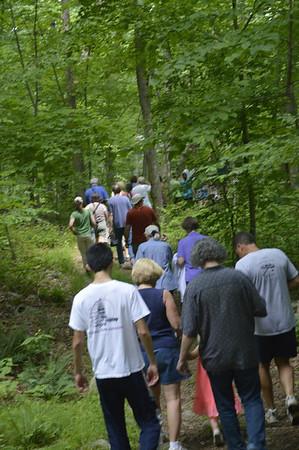 Prospect Point Trail Walk - June 9, 2013