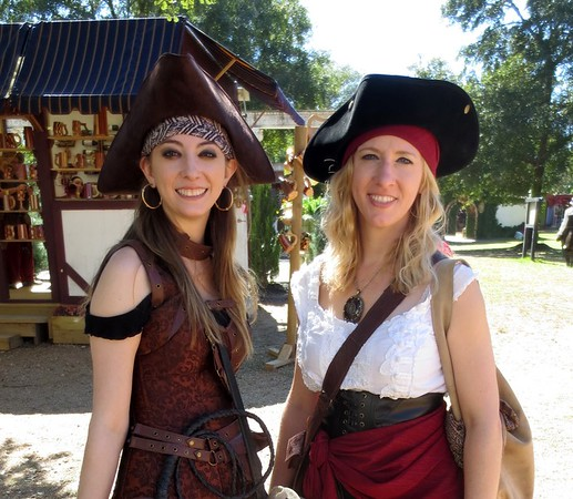TexRenFest Pirate Day - 2016