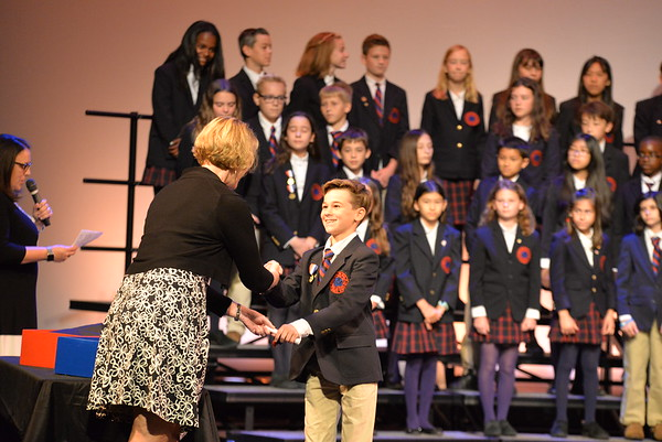 Lower School Final Assembly