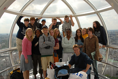 Greenwich & London Eye