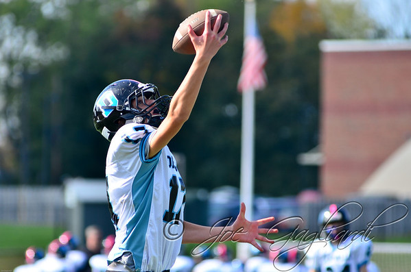 Oct 23 2011 - JV vs Somerset Hills