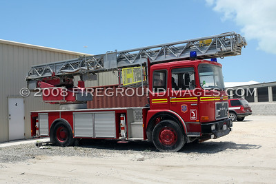 Turks and Caicos Islands Fire Department (Provo, TCI) May 2008
