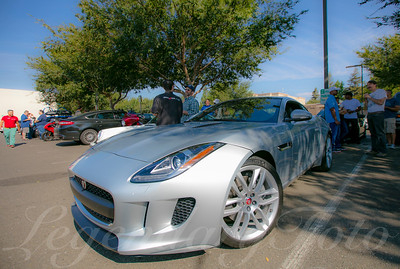2015 August Cars and Coffee Dent Day