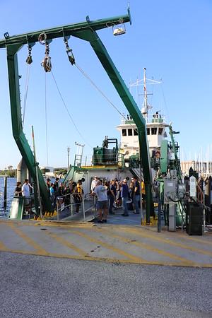 Marine Science BLUE Ocean/NOAA Message in a Buoy Program
