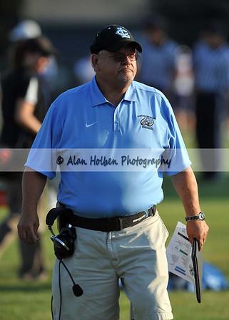 Varsity Football - Flint Powers at Lansing Catholic - Sept 1