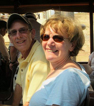 Mark and Fran Aronowitz