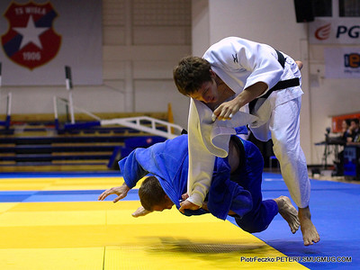 Judo Teams Poland Championships november 2013 Cracow