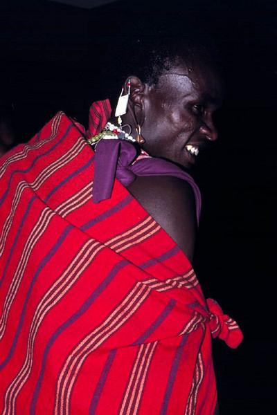 Serengetti, Tanzania 1999