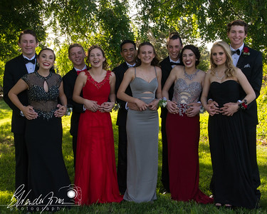 Christopher High Prom 2016